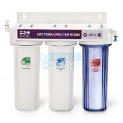 Raifil проточный фильтр TRIO (PU905-W3-WF14-PR-EZ)