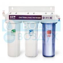 Raifil проточный фильтр TRIO (PU905-S3-WF14-PR-EZ)